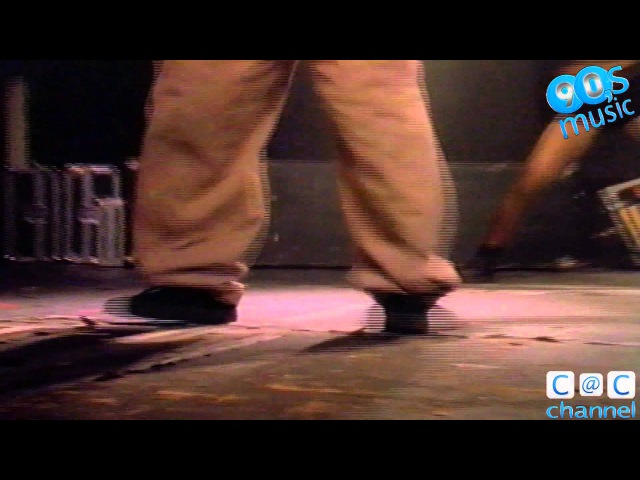 Technotronic Feat. Ya Kid K – Pump Up The Jam (Live, 1991)