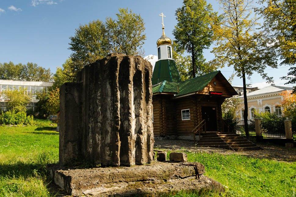 Кушва. Церковь Спиридона Тримифунтского