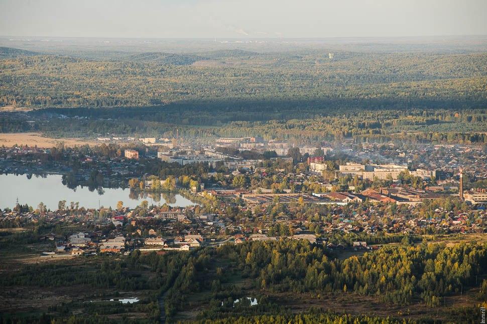Поселок Баранчинский