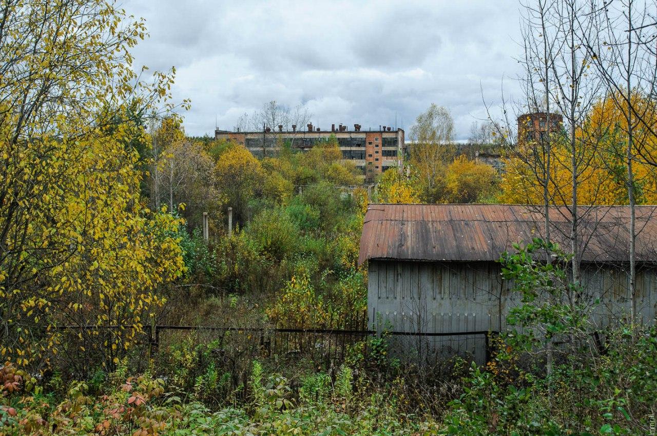 Завод во Всеволодо-Вильве
