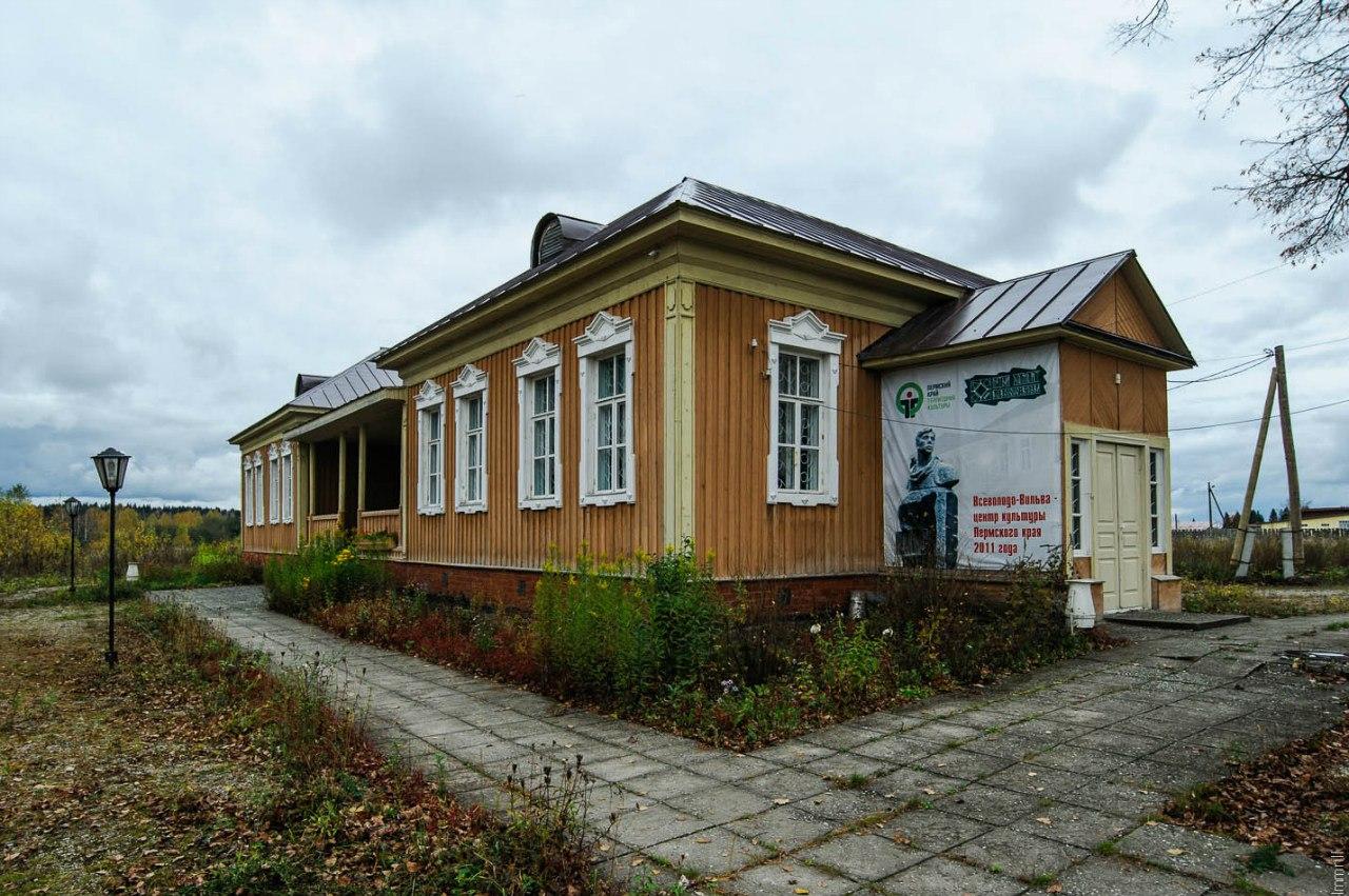 Бывший дом управляющего, музей Дом Пастернака
