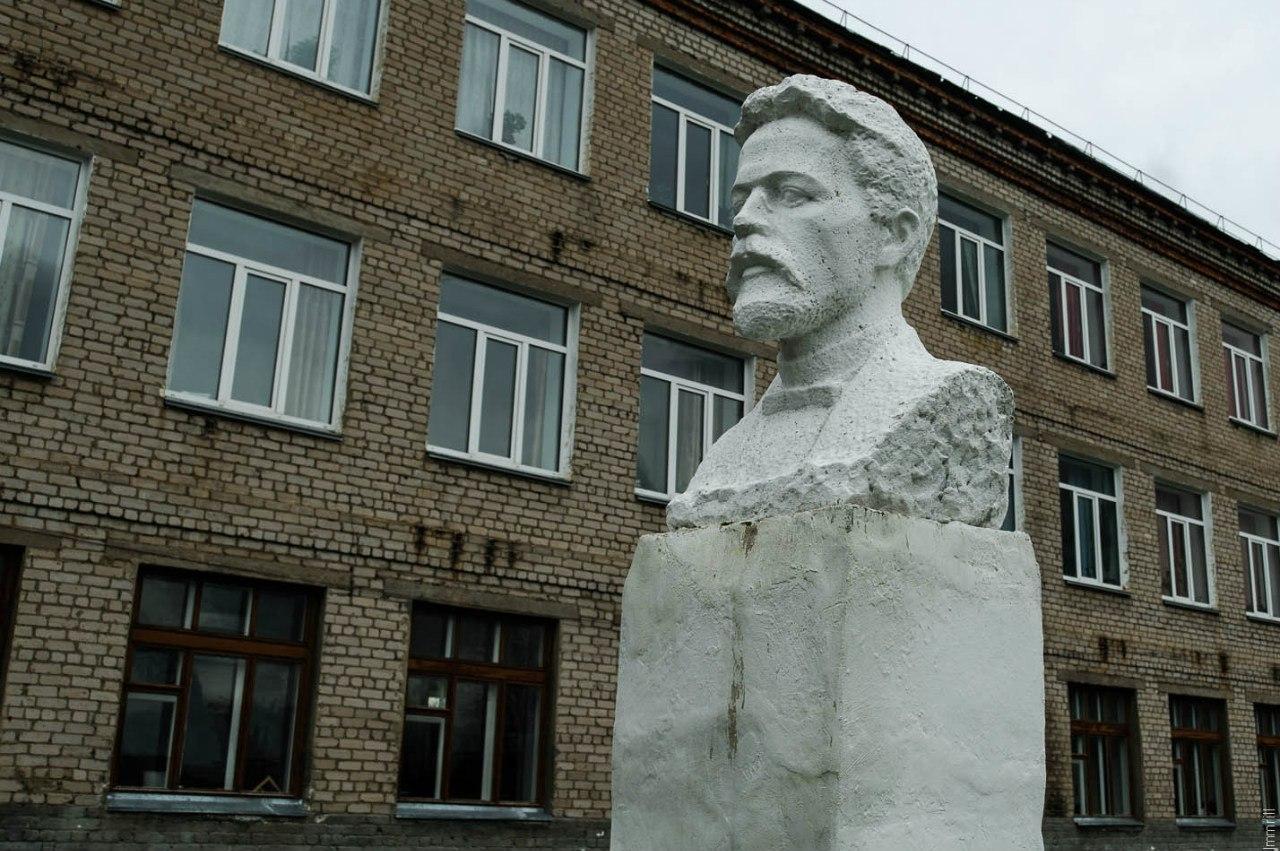 Памятник Чехову, Всеволодо-Вильва
