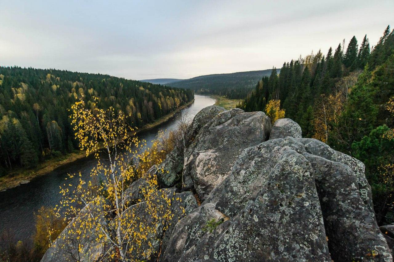 Шумихинские скалы