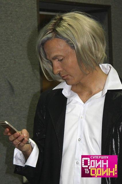 Марк Тишман в образе Сергея Челобанова