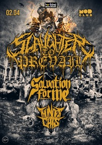 Slaughter To Prevail :: 02.04 - Питер :: MOD