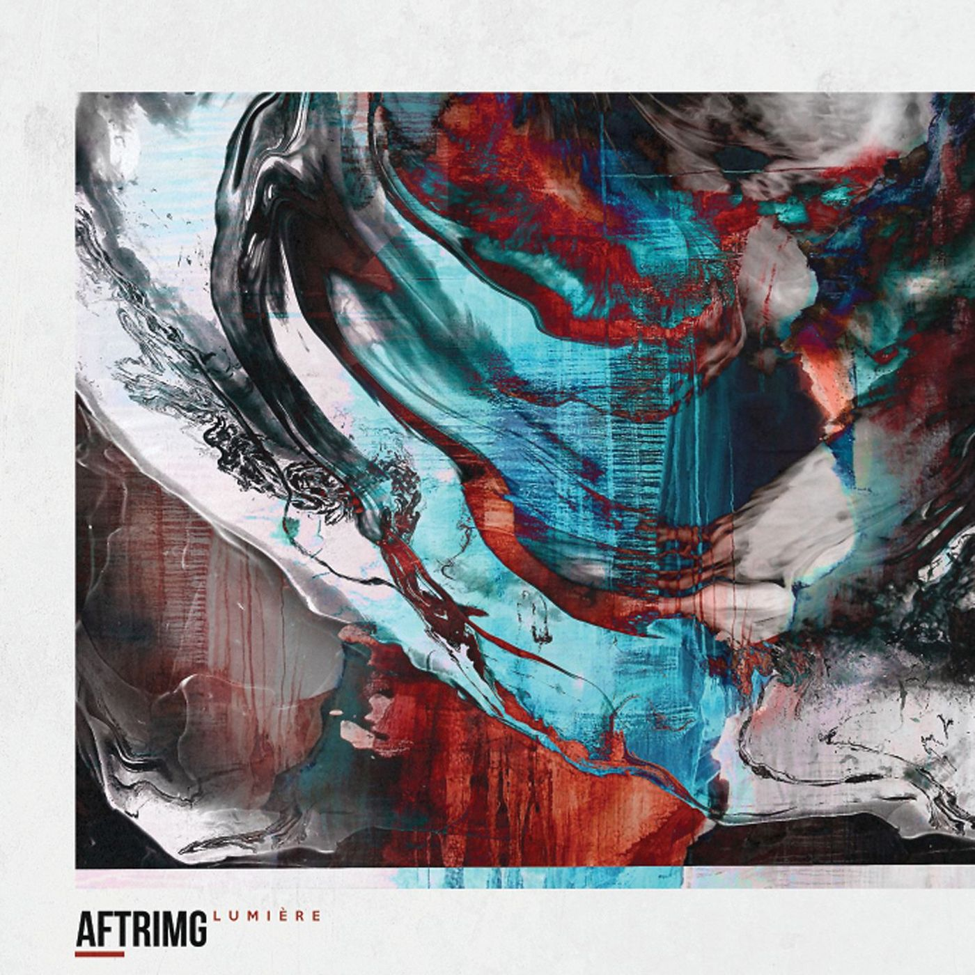 The Afterimage – Seeking [single] (2015)