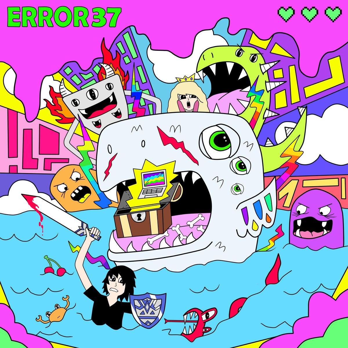 Error37 - Error37 [EP] (2015)