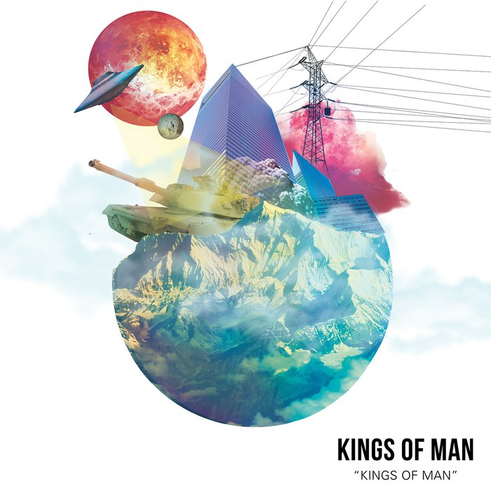 Kings of Man - Kings of Man (2015)