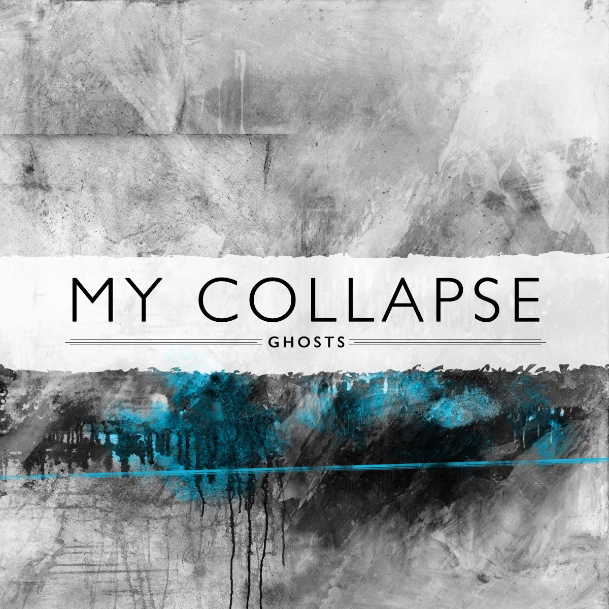 My Collapse - Ghosts [single] (2015)