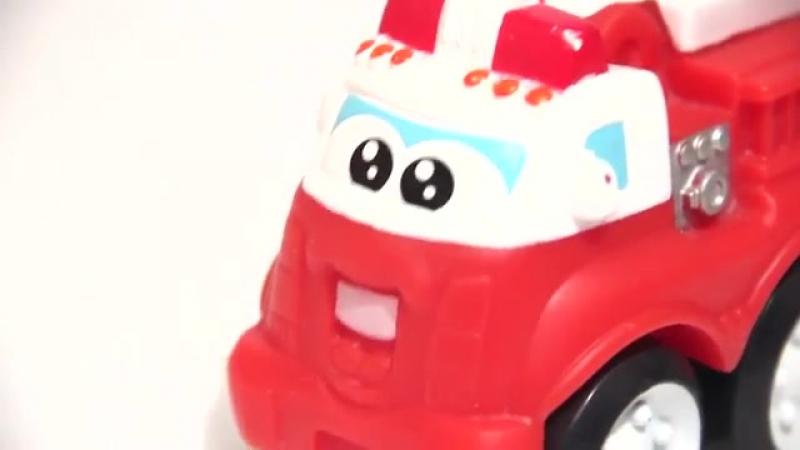 Nous apprenons couleur Voitures jouets Dessin Anime Educatif