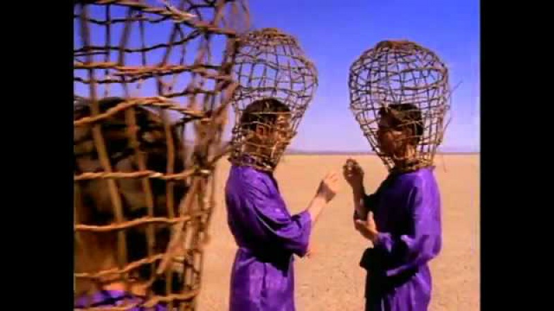 Alan Parsons Turn It Up directed by Storm Thorgerson