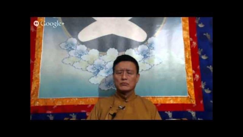 21 гвоздь. Руководство по медитации Дзогчен (часть 2) - Тендзин Вангьял Ринпоче