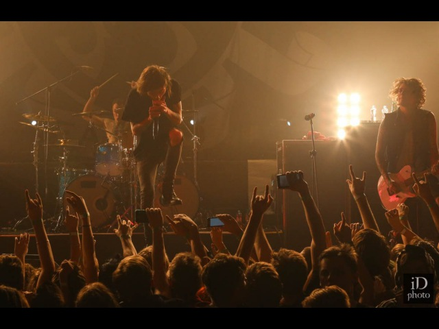 Asking Alexandria - The Final Episode (Let's Change The Channel) (live in Minsk, 02-11-15)