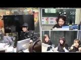 (141203 KWill's Youngstreet) Lovelyz (러블리즈) Yee In(예인) + Joo Young (주영) Aegyo Set