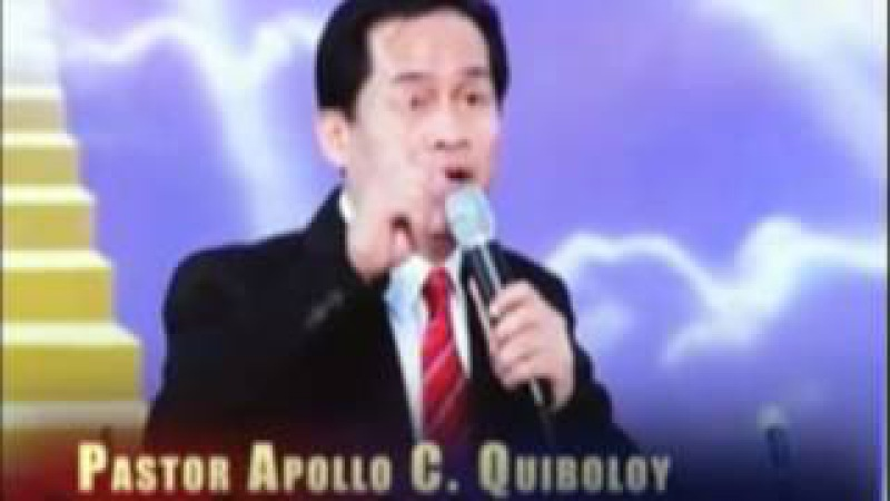 'Spiritual Revolution' is the Answer for the Philippines - By Pastor Apollo C. Quiboloy - SMNI