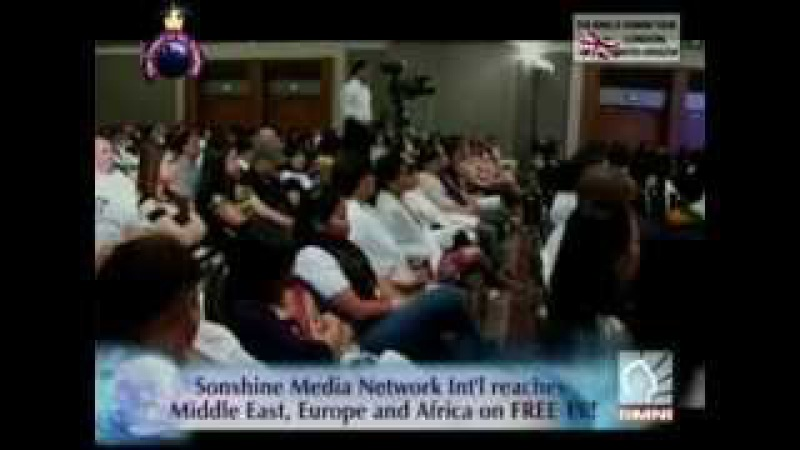 The King is Coming Tour London - Pastor Apollo C. Quiboloy - Gospel of the Kingdom - SMNI