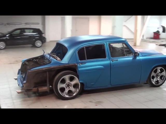 Волга 2JZ-GTE drift / Boeboe - Drift