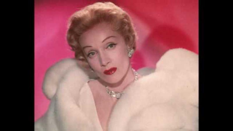 Marlene Dietrich Où vont les fleurs 1962 colours 1 3