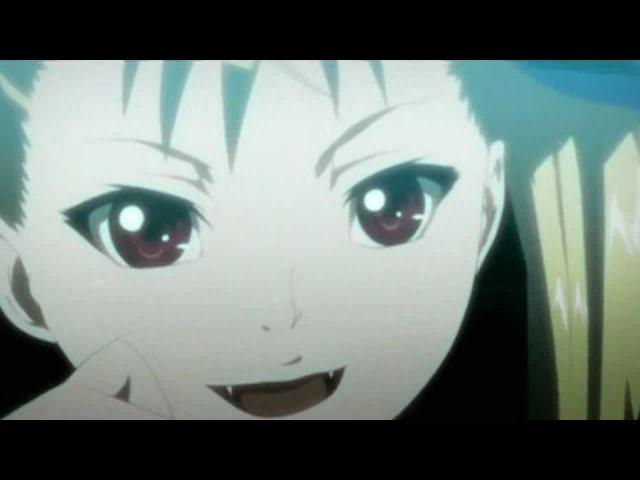 Behind Mina's Eyes - Dance In The Vampire Bund AMV