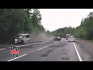 Авария в Республике Карелия 21 06 2015