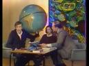 Клуб путешественников Юрий Сенкевич. Гости - Жак Мойоль и Анжела Бандини 1982.