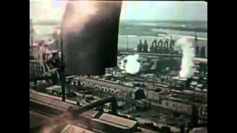 Фильм Высота (1957) – песня Марш монтажников-высотников -Не кочегары мы...
