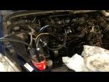 Очистка клапанов и форсунок 2.0 HDI RHZ Peugeot 307 очистителем Pro Tec (Про Тек)