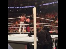 WWE on Instagram Demon Kane has returned with a chokeslam for @wwerollins and @wwesheamus WWENOC""
