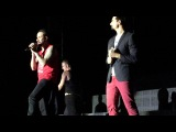 Backstreet Boys In A World Like This Tour - Show Em (What You're Made Of) Live Part 1