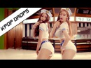 KPOP Sexy Girl Club Drops Vol. III Sep 2015 AOA SNSD Trance Electro House Trap Korea