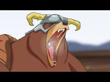 Dovahbear Part 3 (Skyrim Cartoon) - Bowz