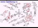 0460414052, ТНВД BOSCH (Distributor injection pump, Verteilereinspritzpumpe)