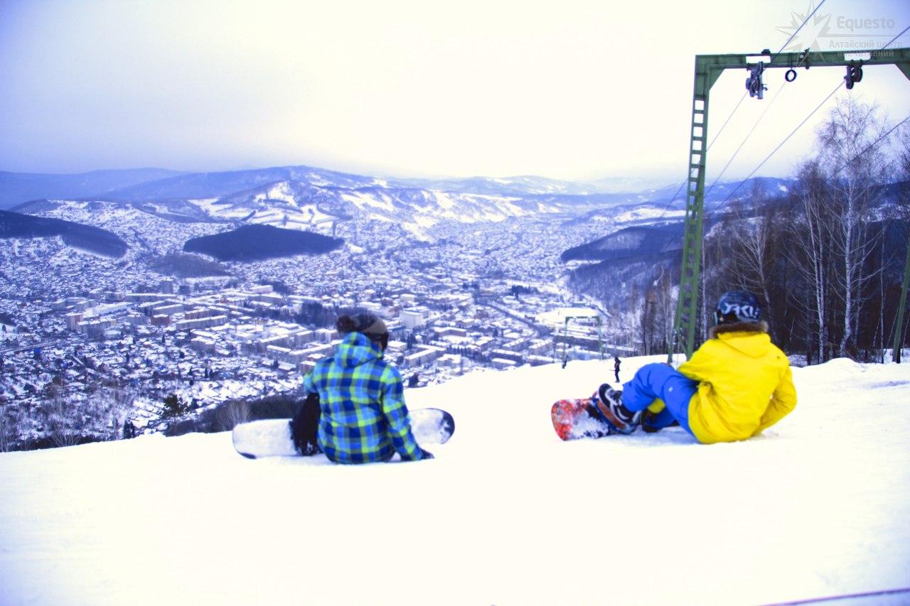 сноуборд, алтай, горно-алтайск, тугая