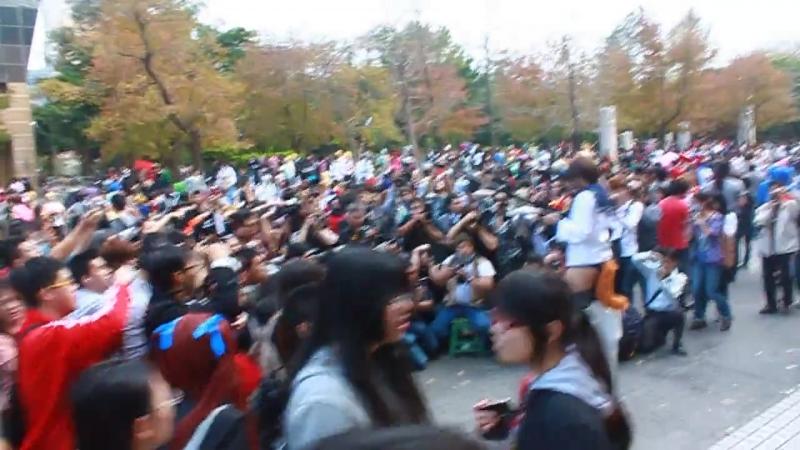 【Taiwan Event CWT32 】STRIKE WITCHES 強襲魔女-宮藤芳佳(Miyafuji Yoshika)