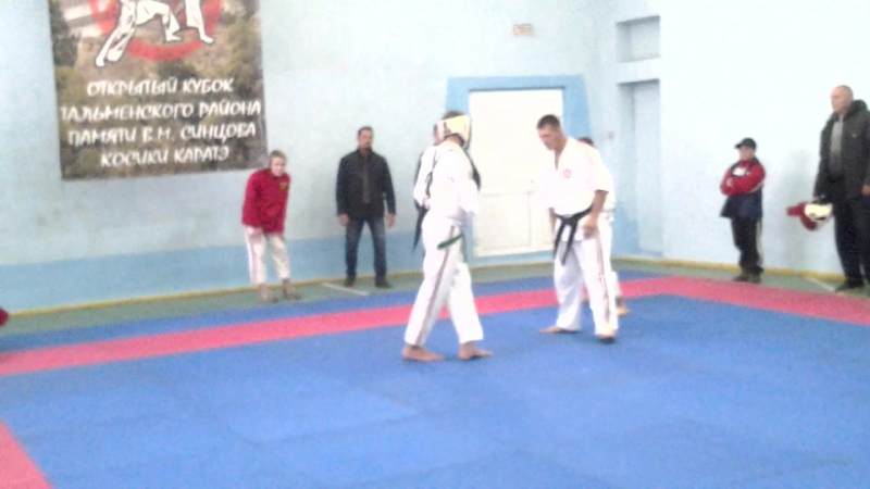 открытый краевой турнир памяти В.М.Синцова, по спортивному контактному каратэ возрастной категории 14-15 лет вес котегория до 61
