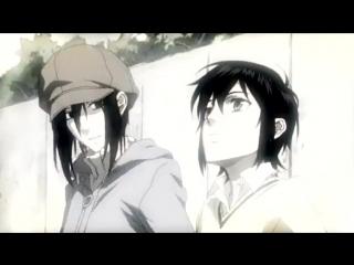 Amv ( самый грустный клип ) аниме если что-Владыка Скрытого мира The King of Nabari
