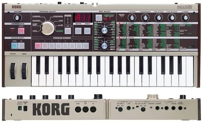 Postalplex — Xml files midi device patch microkorg