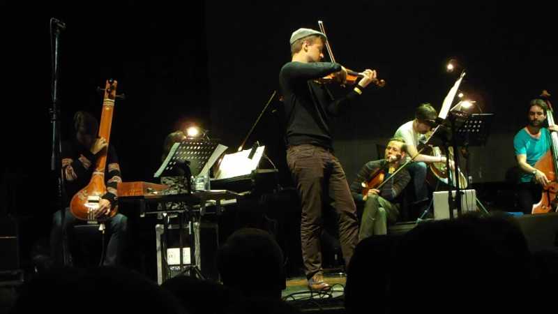 London Contemporary Orchestra: There Willl Be Blood _ Miniature (Jonny Greenwood)