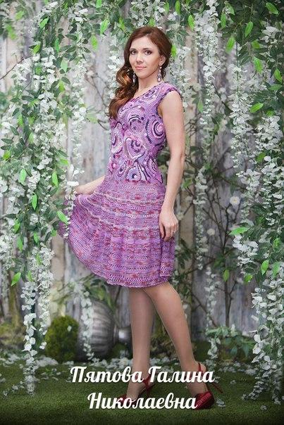 Это платье создано для женщины, имеющей нежное любящее сердце! Для той, с которой мужчина будет чувс… (3 фото) - картинка