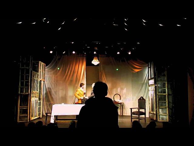 Пьеса - Старая супница и кипящие страсти