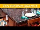 Tan Brown Granite Countertops III Marble