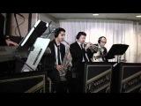 Rosanna (Toto) Sax Cover - EvanAl Orchestra