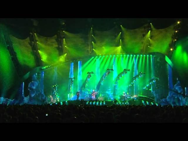 Genesis Turn it on again 2007 live concert cinema show broadcast Duesseldorf