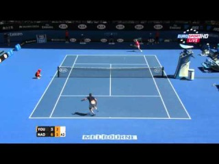 Rafael Nadal vs Mikhail Youzhny ~ Full Highlights ~ Australian Open 2015 (R1)