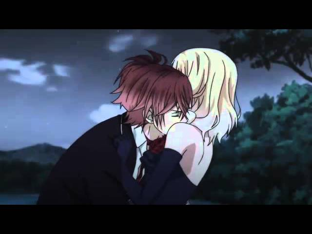 Аято и Юи - Мой вампир...