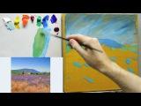 How to paint like Monet Lessons on Impressionist landscape painting techniques - Part 1