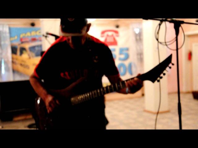 Дед Герман. Первый металлист в СССР! Oldest metall-guitarist in Russia.