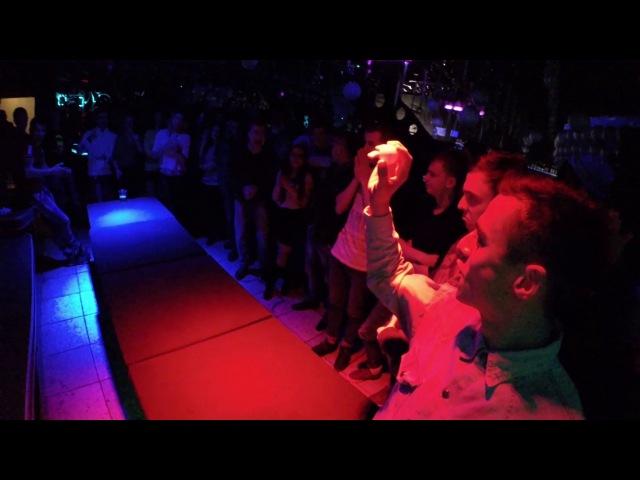 BEER PONG FINAL 25/01/2014 CKAZKA_nightclub_PROJECT г. Кролевец