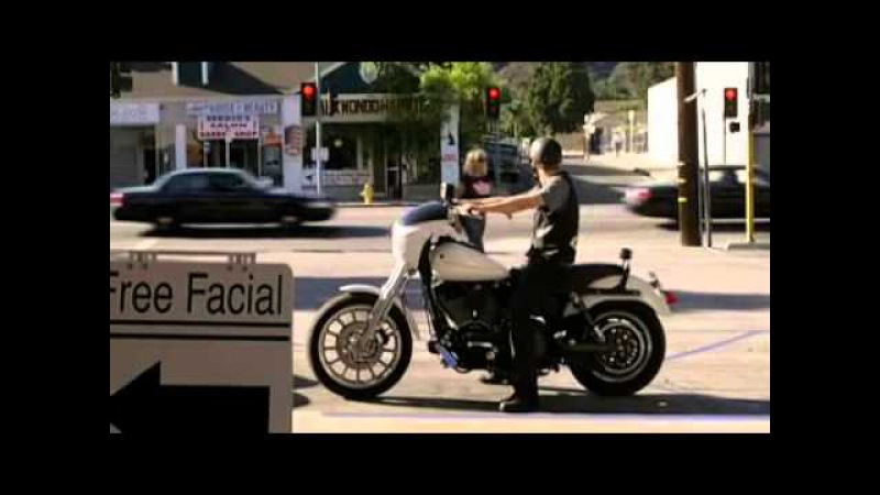 Sons Of Anarchy Extra-The Bikes