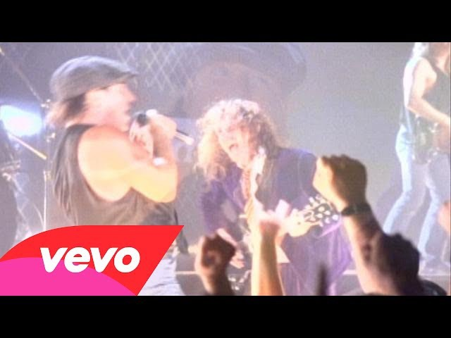 AC/DC - Big Gun (Official Video)